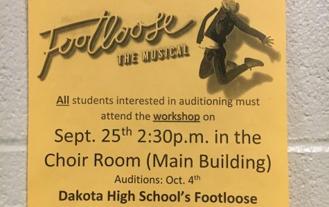 Get Ready for Footloose!
