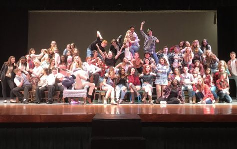 Dakota High School Theatre Presents Footloose