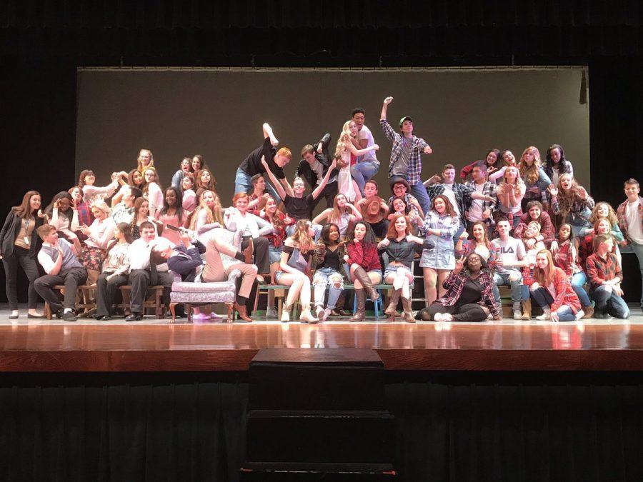 Dakota High School Theatre Presents Footloose