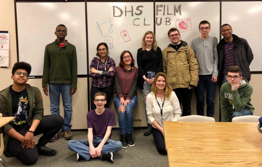 All About Dakota's Film Club