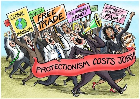 C.C. Part 4 Lets Not Mess With Current Tariff Policy