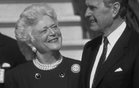 Former First Lady dies at 92
