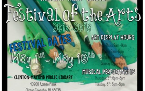 Come to the Festival of the Arts!