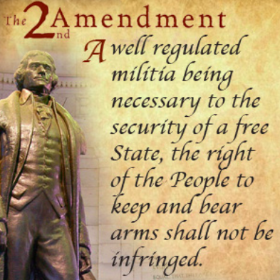 The Constitution Chronicles: Pt. 2 Second Amendment