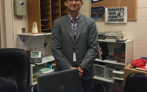 9 things you didn't need to know about Mr.M, the new band director, and one you did