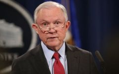 Jeff Sessions the Attorney General Resigns