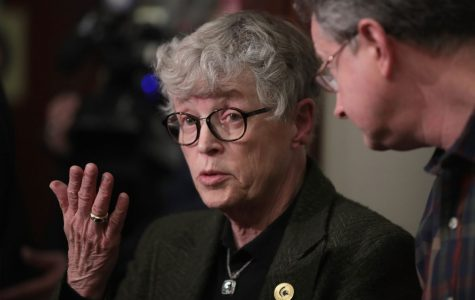 Former MSU President Lou Anna Simon charged with lying to police