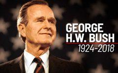 RIP George H.W. Bush