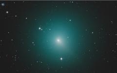 Christmas Comet