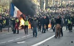 Yellow Jacket Protest sparks another French Revolution