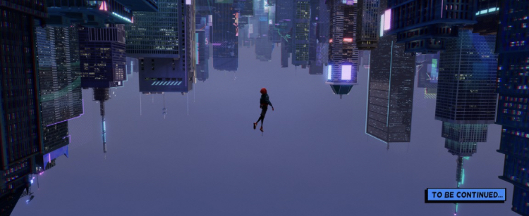 Into the Spider-Verse: You'll Be Webbed to Your Seat