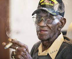 Richard Overton: Soup & Cigars