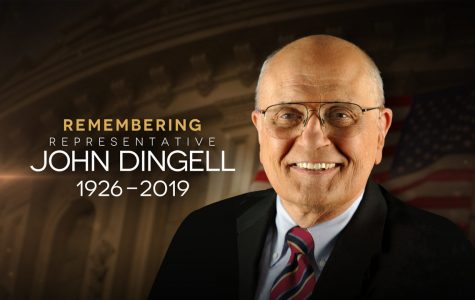 """The Dean"" John Dingell dies at 92"