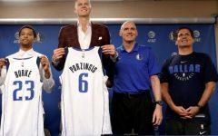 Mavericks Acquire Kristaps Porzingis