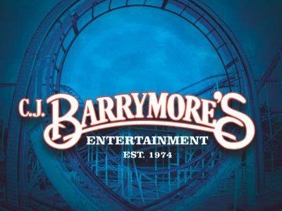 CJ Barrymore's New Attractions