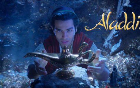 Aladdin Live Action Trailer Release