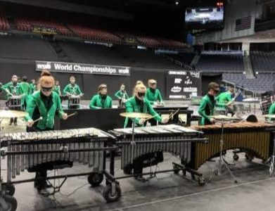 Dakota Drumline Dominates At Competitions