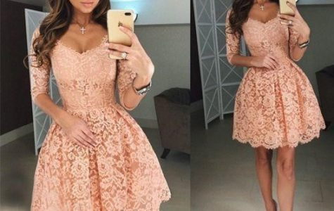 10 Stores You'll Actually Find A Cute Graduation Dress From