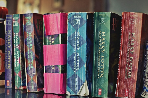 Catholic School Bans 'Harry Potter' Book Series