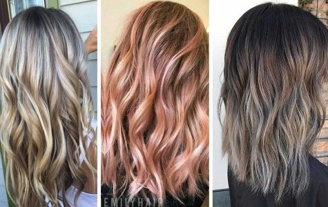 Fall Inspired Hair Colors
