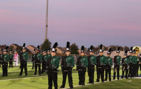 Marching Band 10-18-19  (photos)