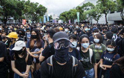 China's Military Parade Fuels Hong Kong's Anger