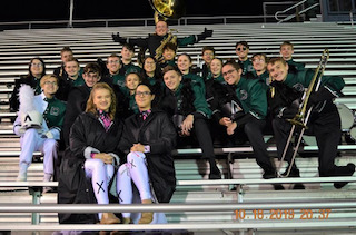 Marching Band Senior Feature