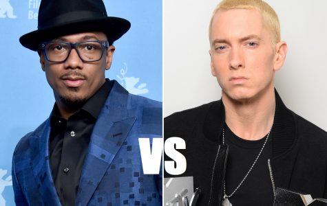 Nick Cannon VS Eminem…Again.
