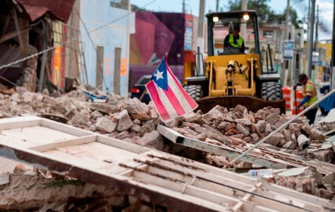 Puerto Rico Bombarded with Earthquakes