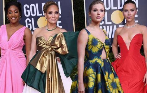 Golden Globe outfit ratings