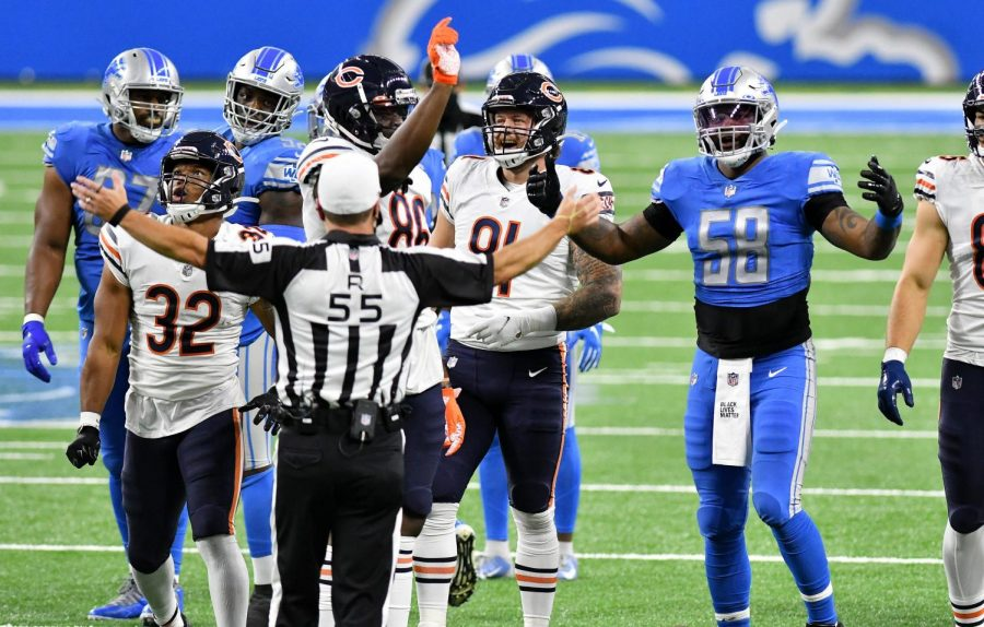 Lions%3A+Jamie+Collins+Ejected+From+First+Game+of+the+Season