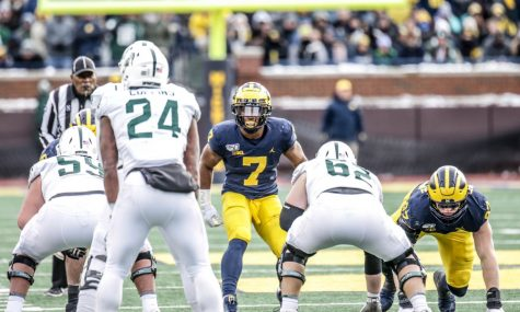Can the Spartans Give Michigan a Scare on Halloween?