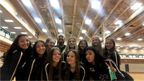 JV Volleyball Season Over