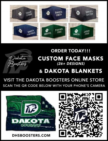 Dakota Face Masks For Sale