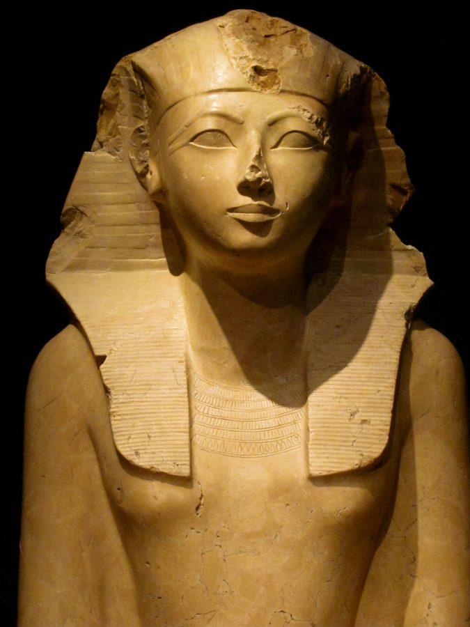 "Guest Column: ""The Pharaoh"" by Kristen Cowden"