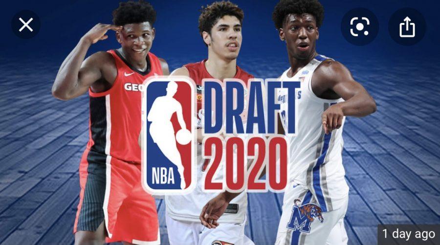 The NBA 2020 Draft