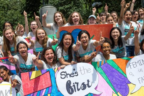 Shes the First—Update and Fundraiser