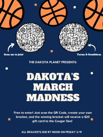 March Madness Contest: Enter for a chance to win!