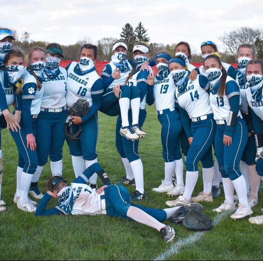 Dakota Girls Varsity Softball