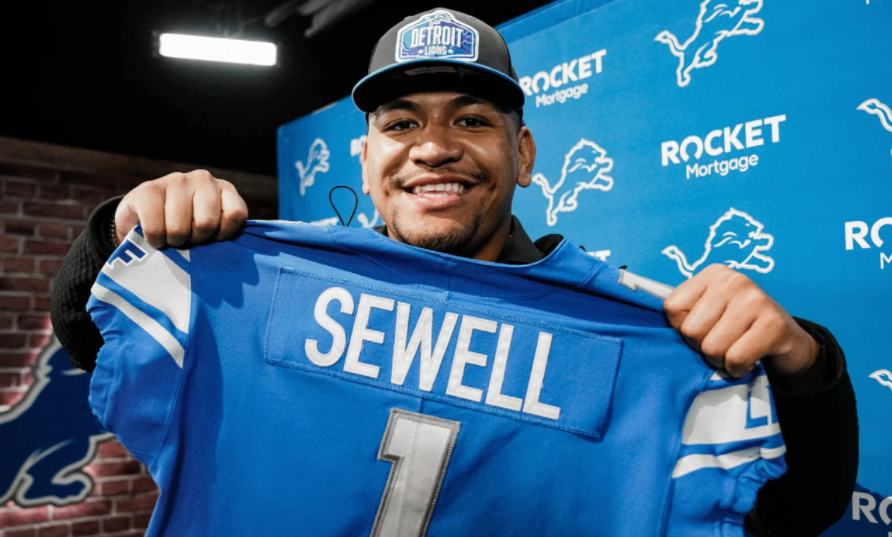Lions Make Statement in the Draft