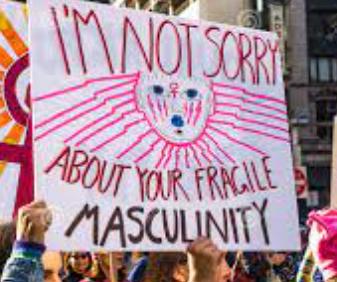 My Opinion On Toxic Masculinity