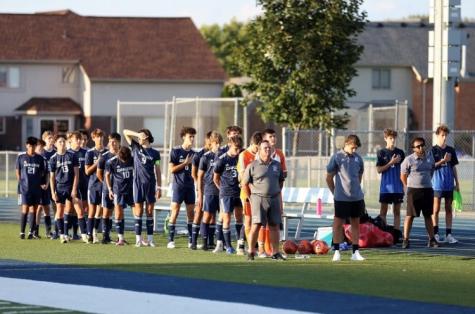 Dakota Boys Varsity Soccer