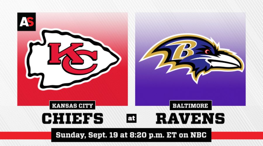 A Sunday Night Football Classic: Chiefs vs Ravens
