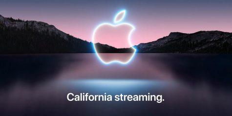 Apple September Event 2021 California Streaming. logo