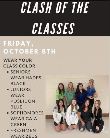 Clash of the Classes!