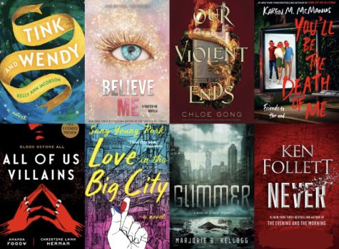 Latest Fall Book Releases