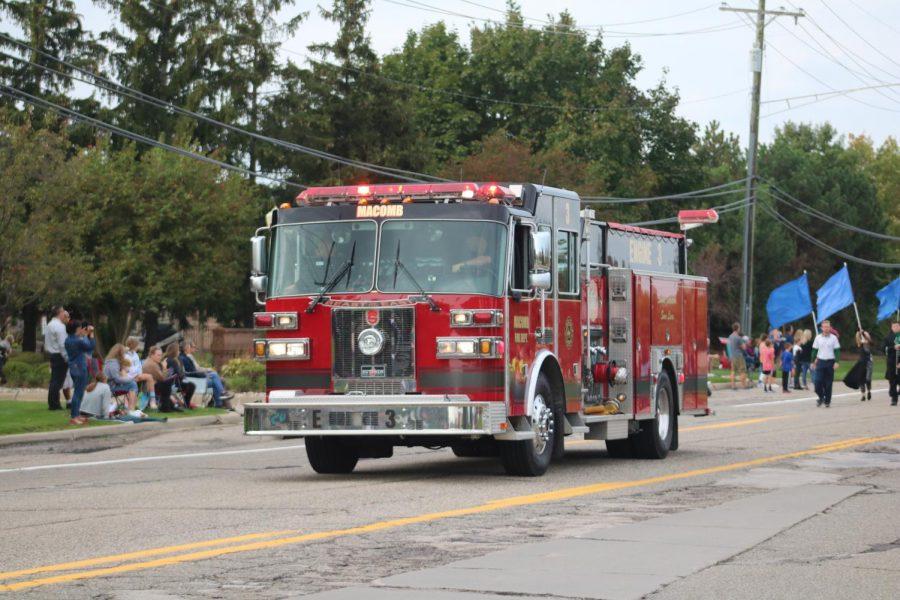 Evans Photos from the annual Dakota Cougar Fest Parade - 10/8/21