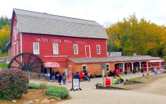 Navigation to Story: Yates Cider Mill