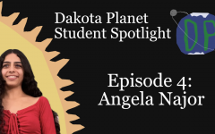 Navigation to Story: Dakota Planet Student Spotlight Episode 4: Angela Najor