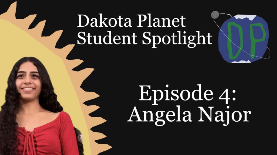 Dakota Planet Student Spotlight Episode 4: Angela Najor